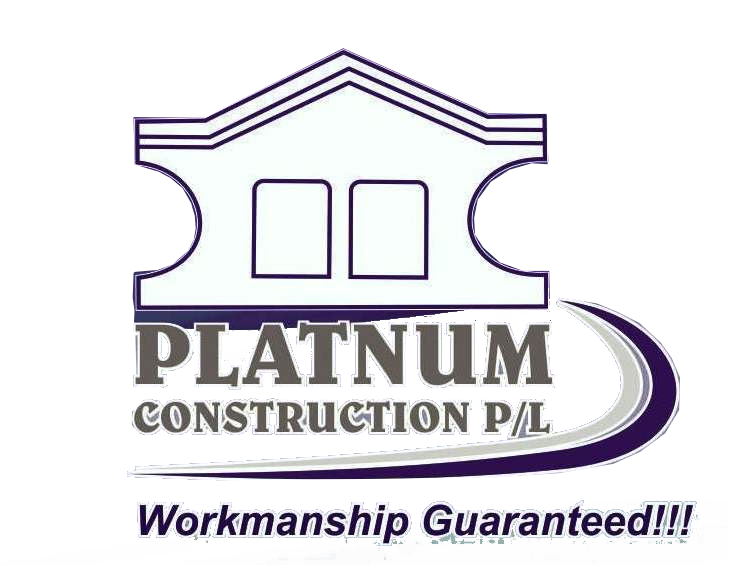 platnum construction logo